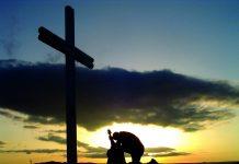 reverencia a Deus como sinal da presença dele