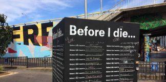antes de eu morrer
